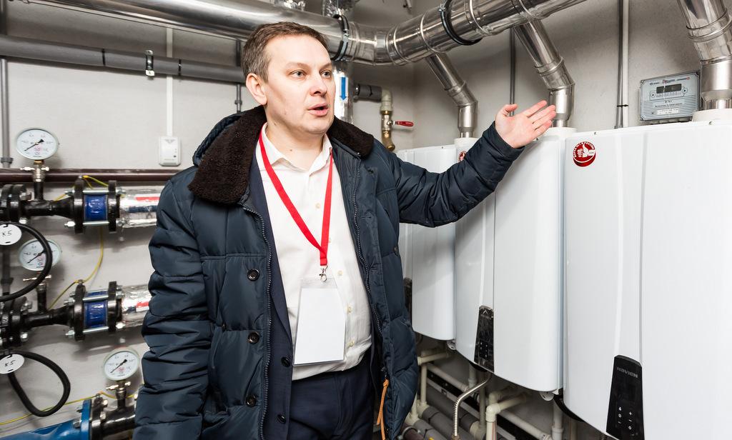 Директор департамента планирования технической инфраструктуры МРФ СЗ ПАО «Ростелеком» Константин Маевский.