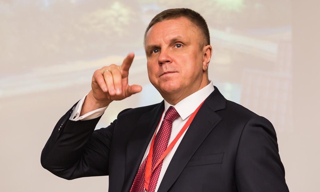 Директор Калининградского филиала ПАО «Ростелеком» Алексей Семёнов.